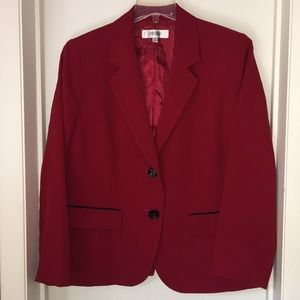 Jones Studio Suit Blazer Size 14W